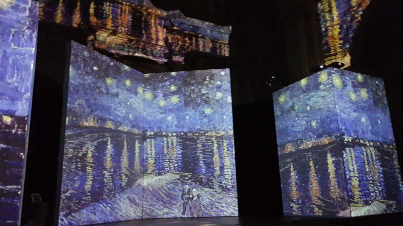 Van Gogh Alive a Bologna: entrare dentro i quadri