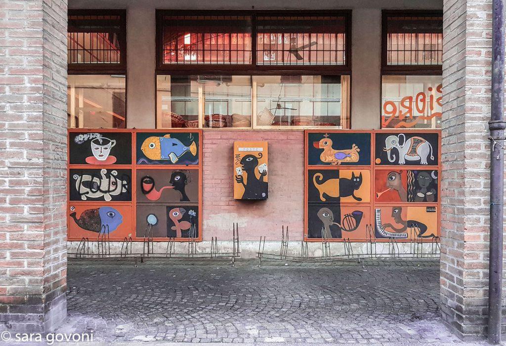 Itinerario #3 - Un percorso nella Street Art a Ferrara