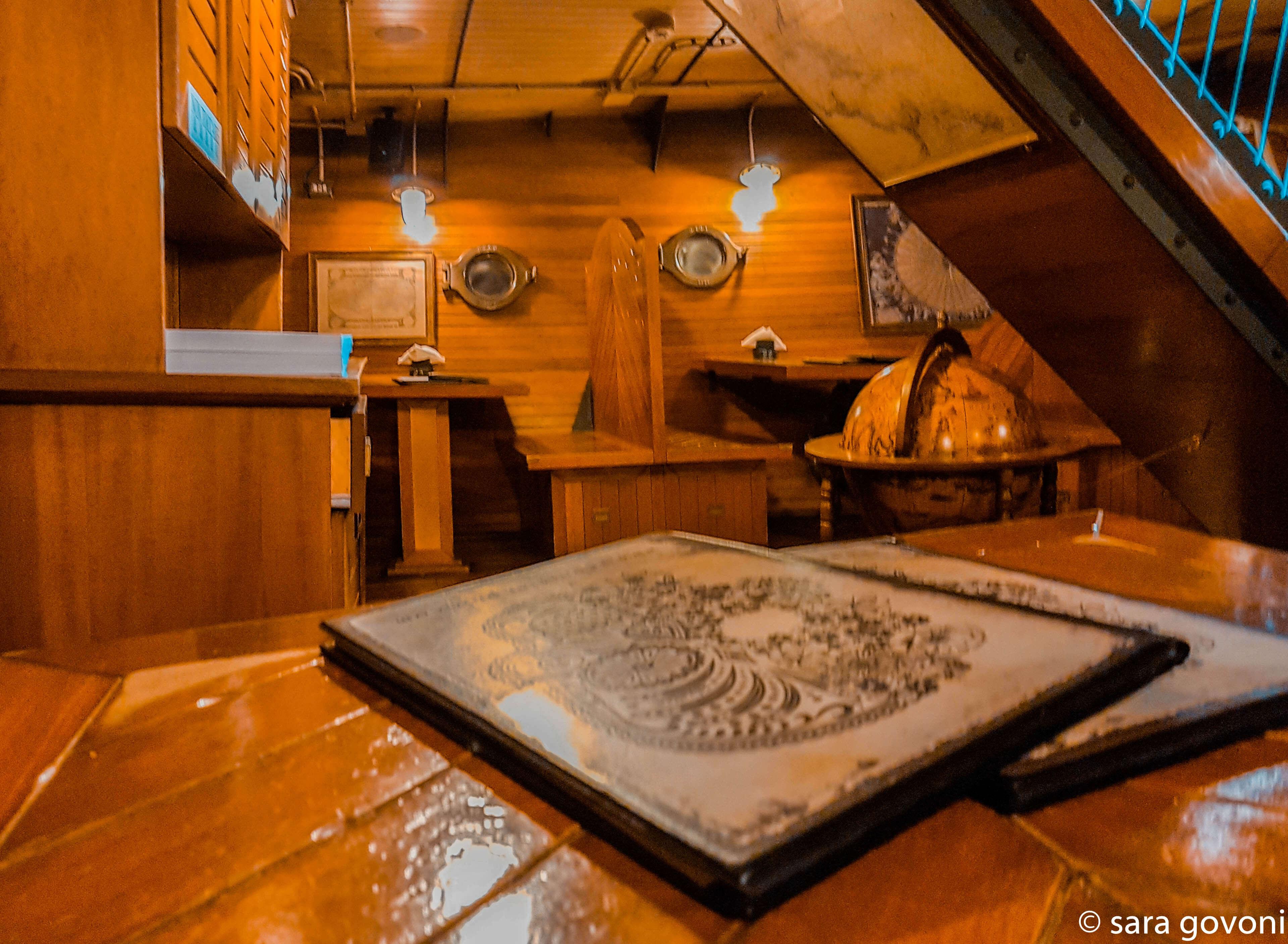 interni del Sebastian Pub di Ferrara