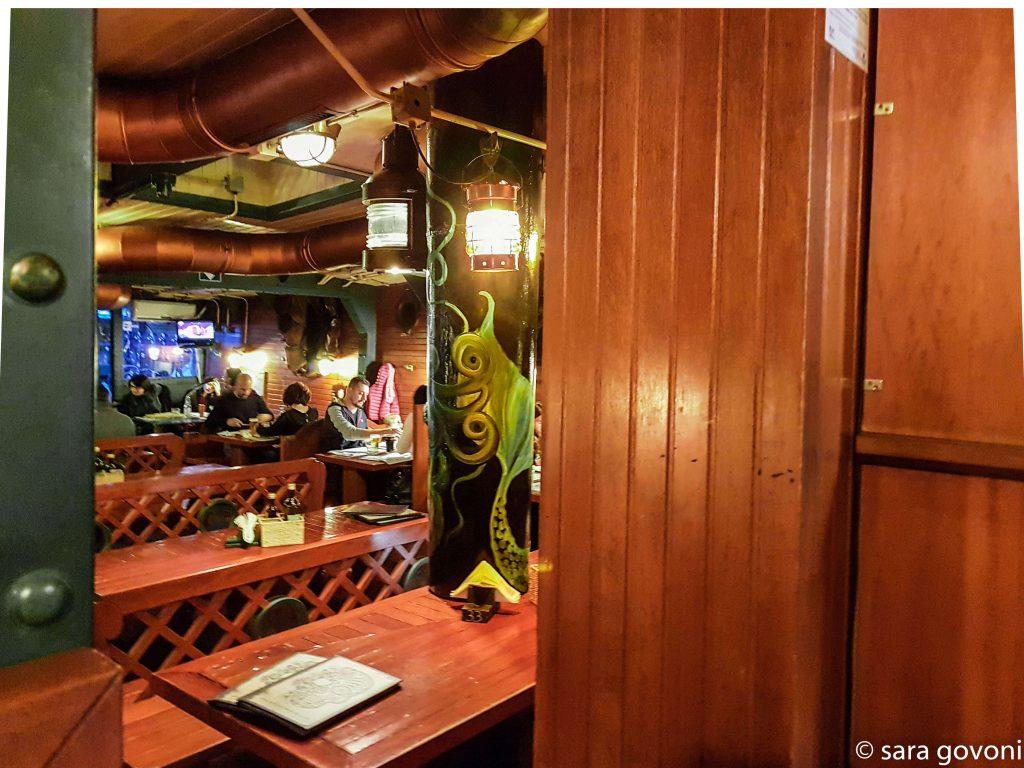 I migliori hamburger di Ferrara: Sebastian Pub, yoo beviamoci su!