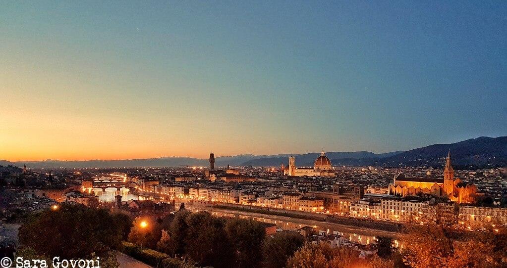 Visitare a Firenze in un weekend - La guida 2 giorni a piedi