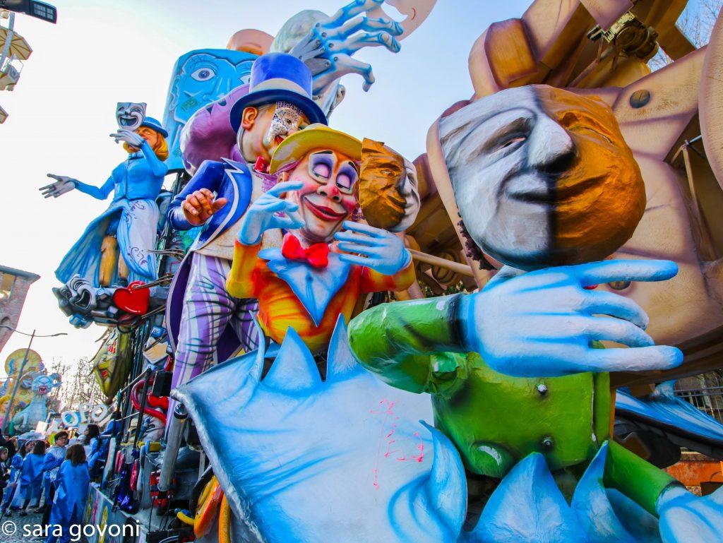 Il Carnevale di Cento e non solo: i carnevali ferraresi