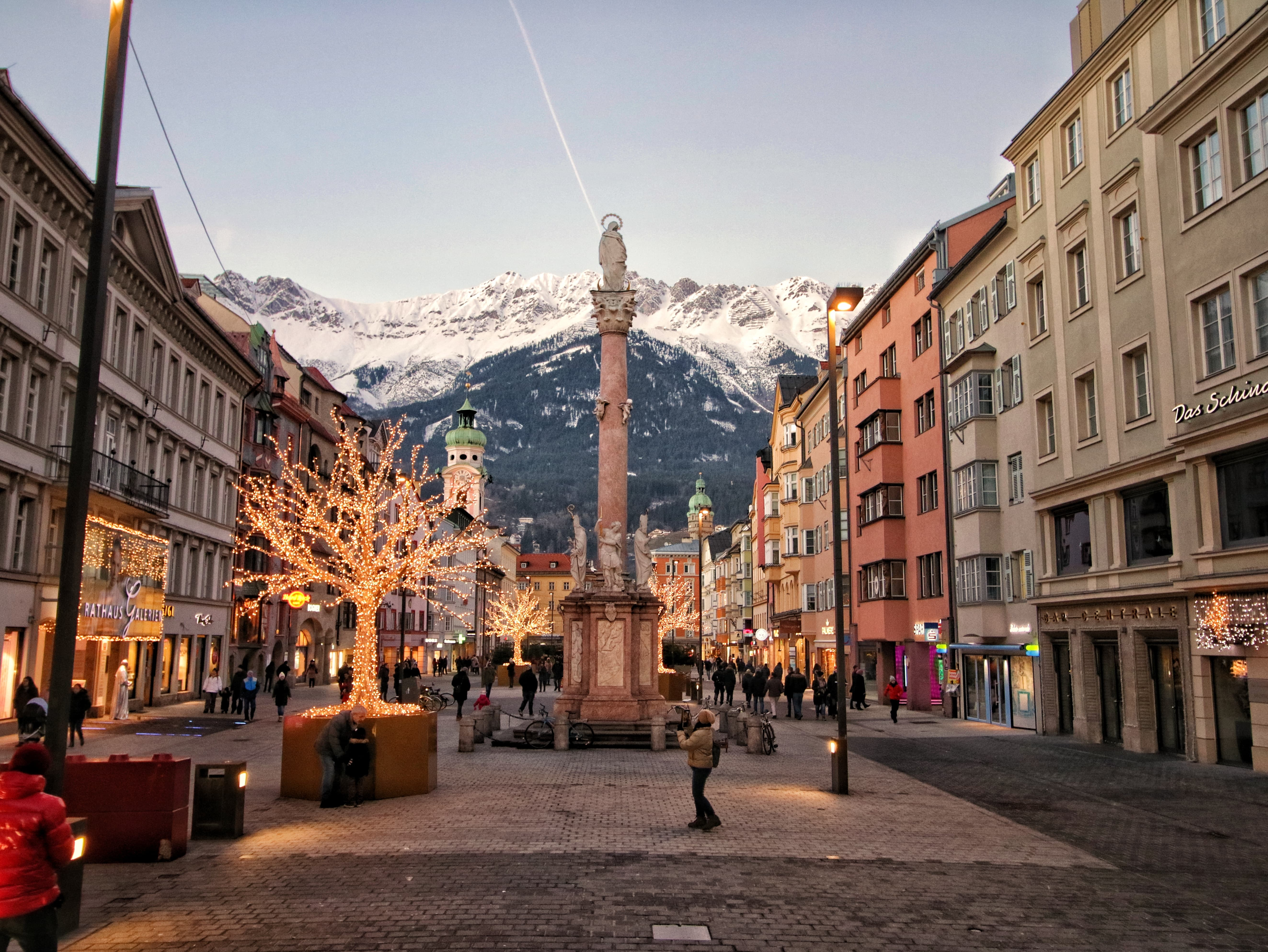 Visitare Innsbruck la prima volta: Maria-Theresien-Straße