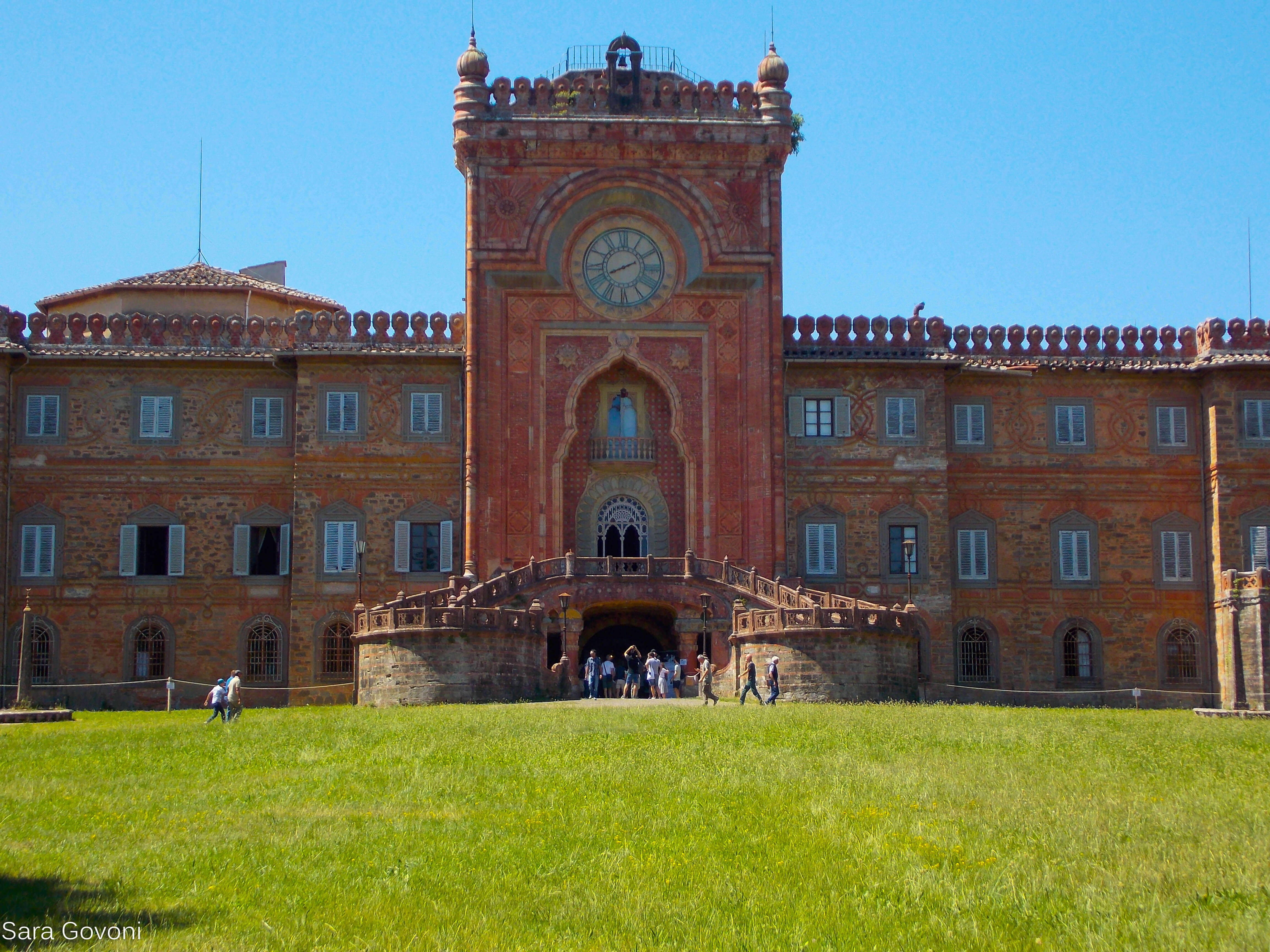 Visitare il castello di Sammezzano: un'esperienza unica che spero si ripeterà Parte 1