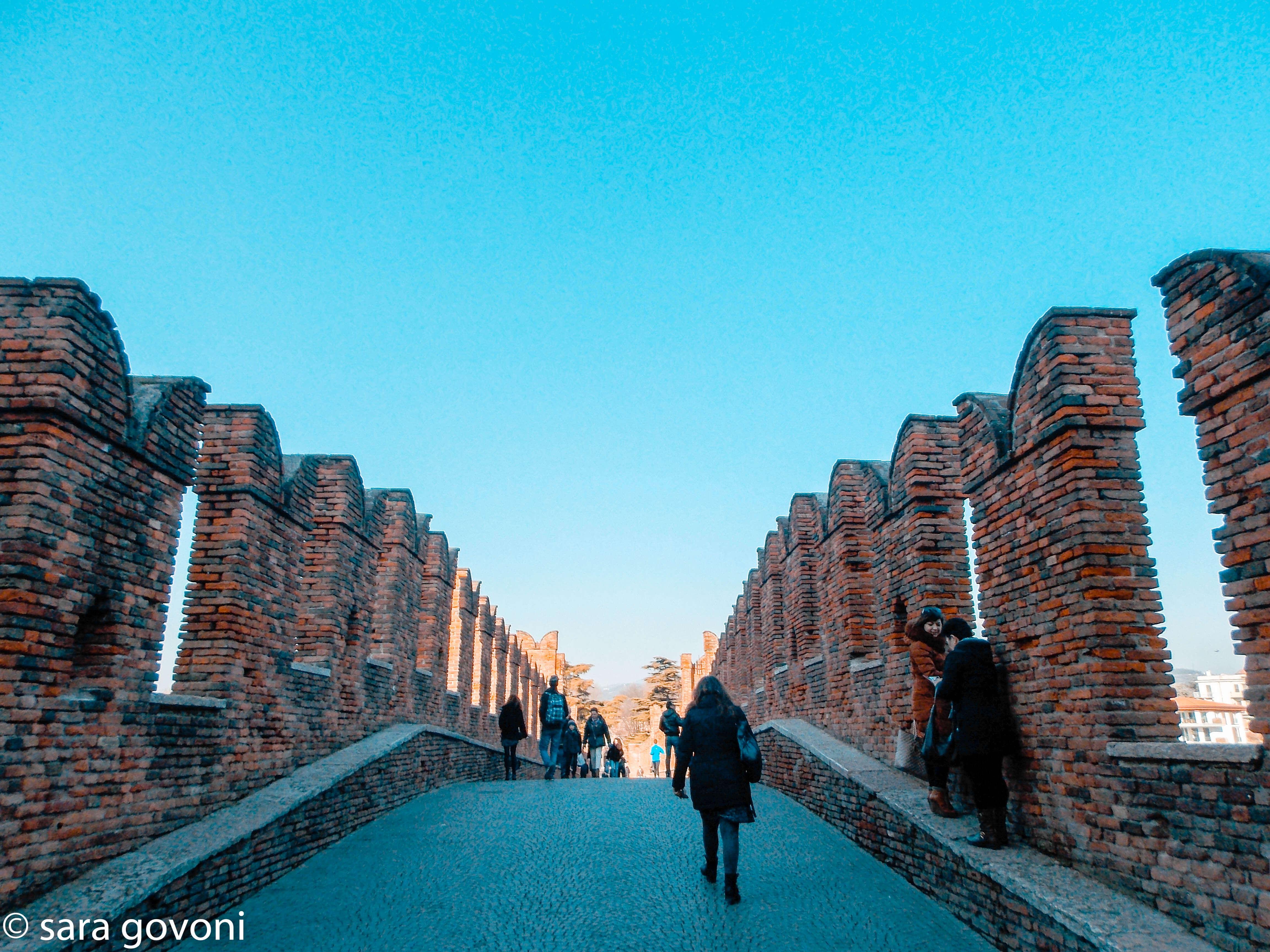 Verona in un giorno: Il ponte di Castelvecchio