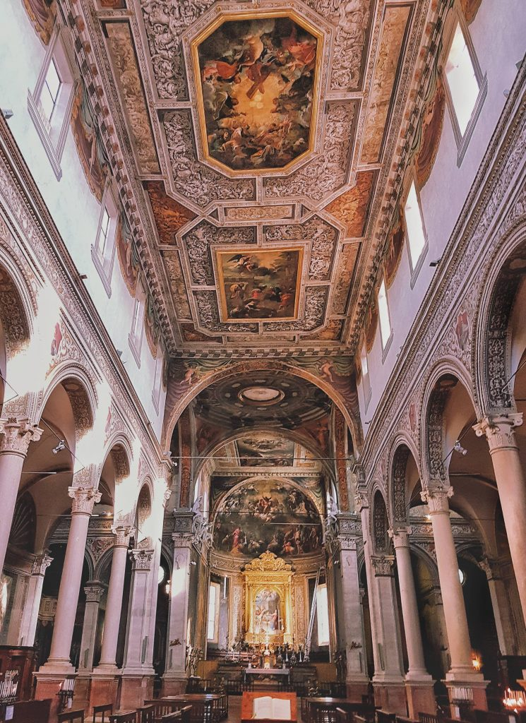 #1 Itinerary of Ferrara - Better to be alone than in bad company