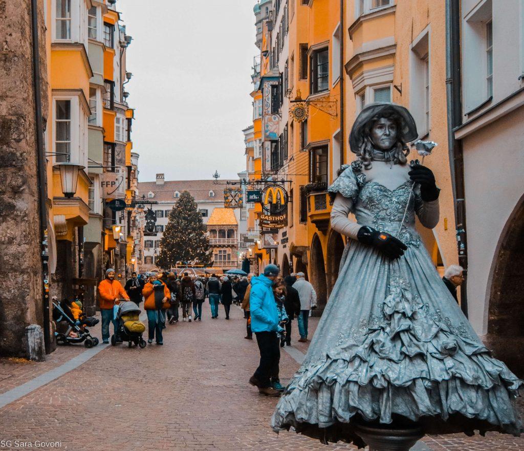Viaggiare a Natale Visitare Innsbruck a Natale: musei gratis, mercatini e 3Kg in più!