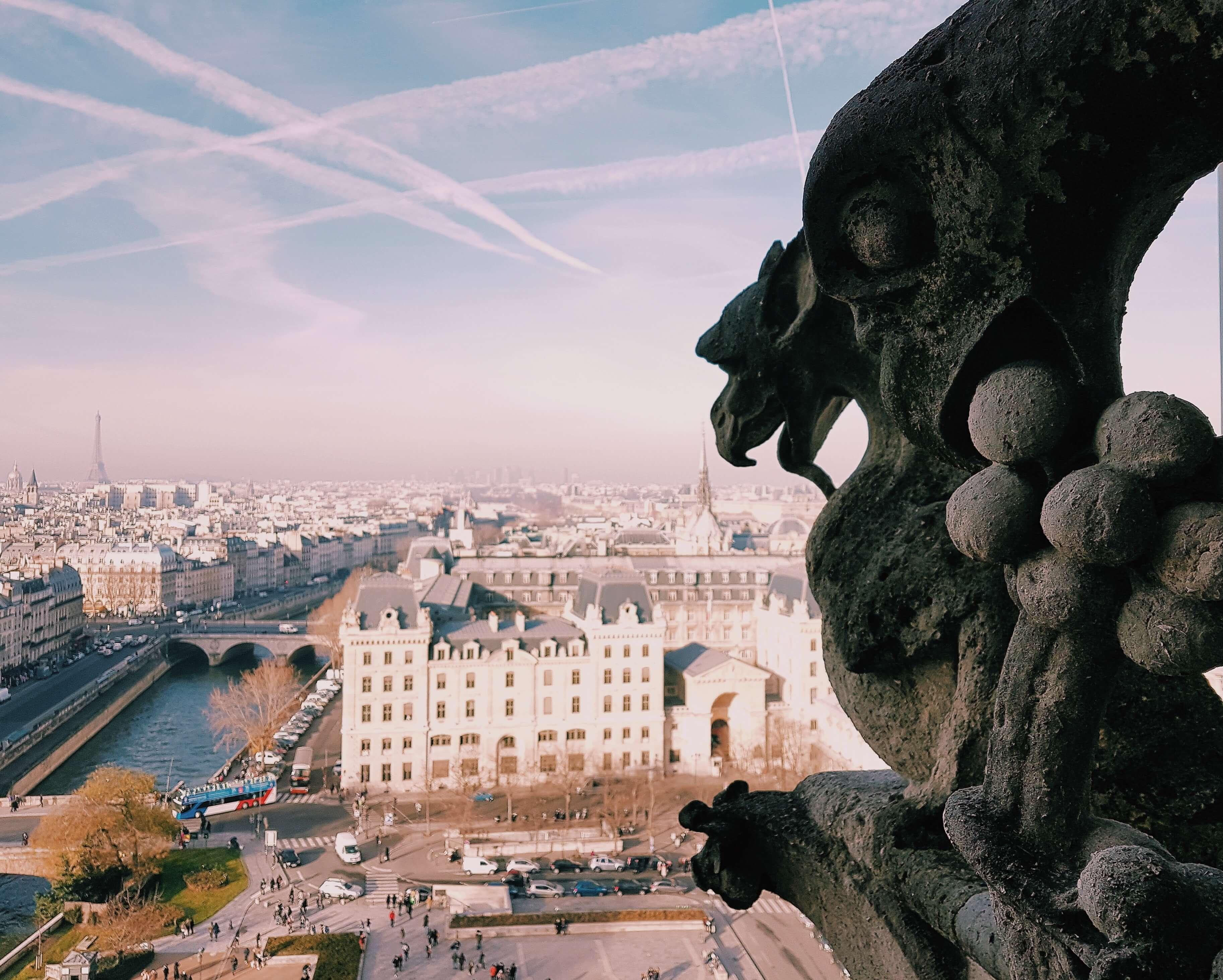 Parigi dall'alto: 6 panorami mozzafiato della Ville Lumière