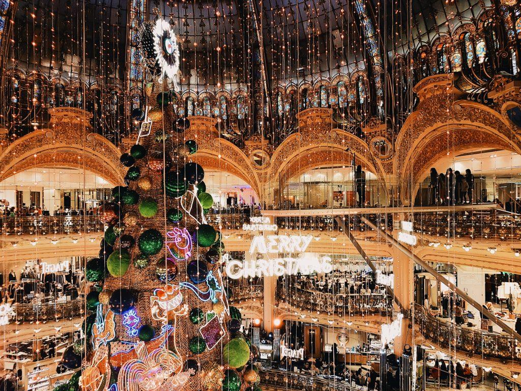 Viaggiare a Natale Cosa fare a Parigi quando piove?? Top 6 consigli asciutti