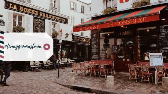 #tiviaggiounastoria Quella volta a La Bonne Franquette
