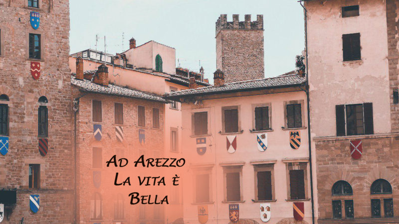 Cosa vedere ad Arezzo in un giorno: tra arte, street art e film