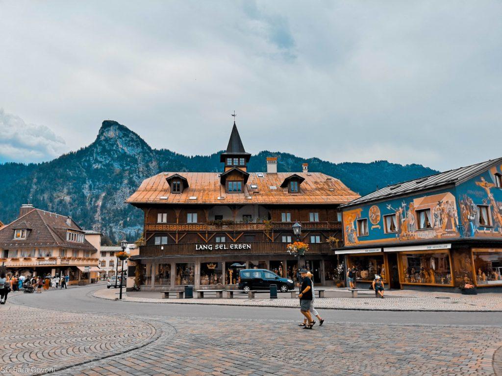 Cosa vedere ad Oberammergau il paese del Natale