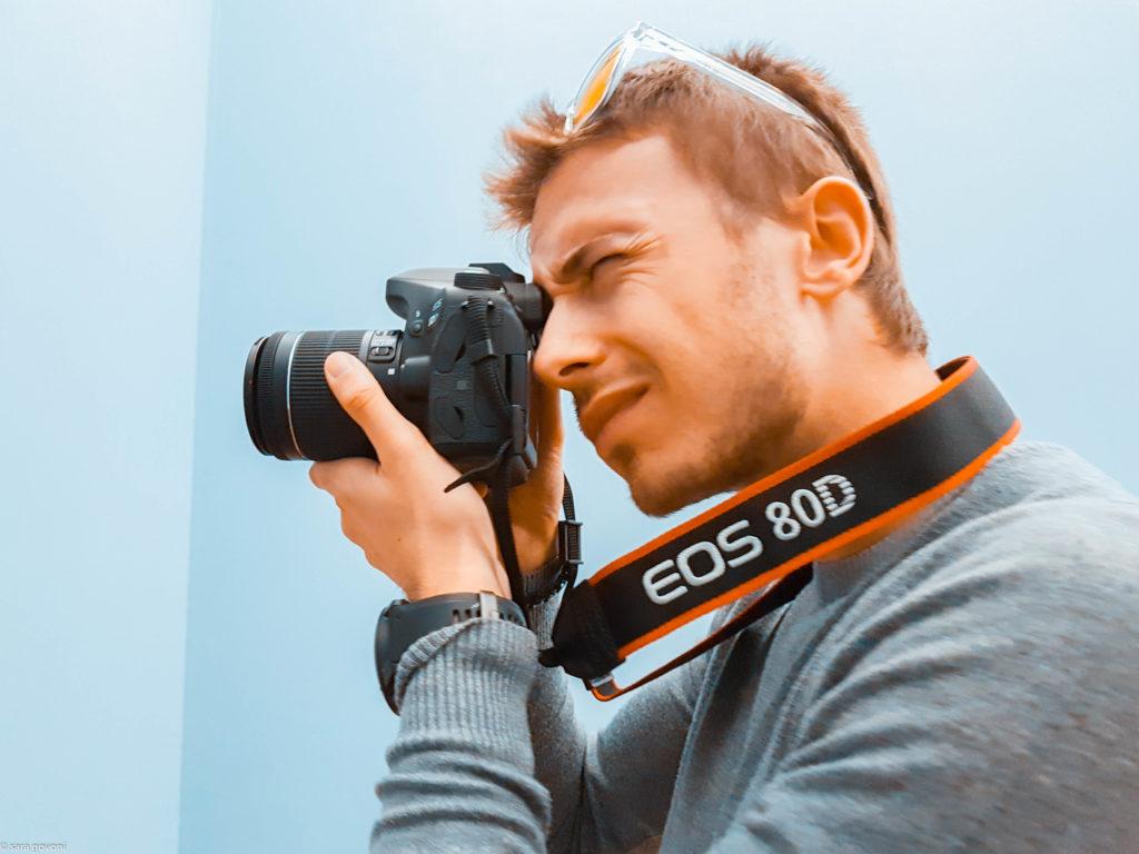 Con quale fotocamera iniziare a fotografare