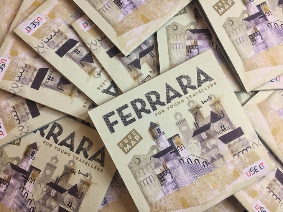 Tour nella Ferrara contemporanea: tra smart, street art e innovazione!