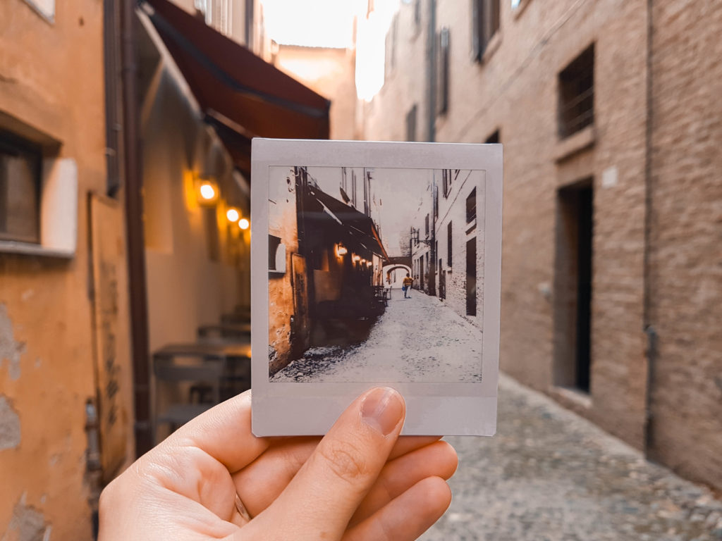 A caccia di foto: le vie instagrammabili di Ferrara