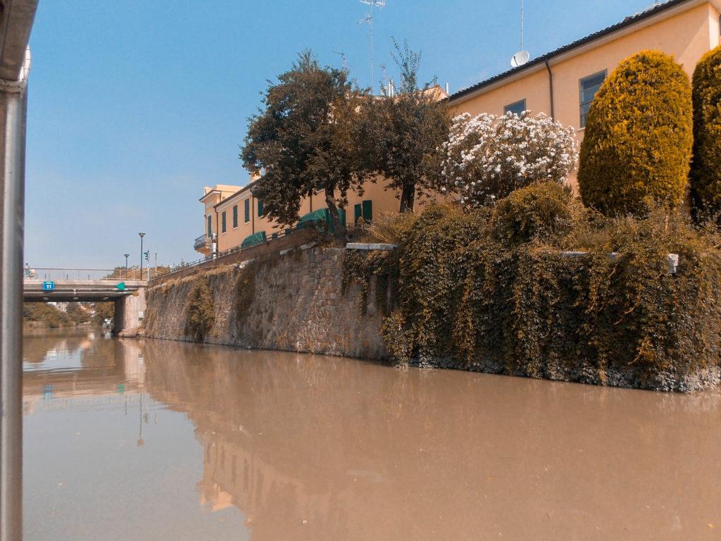 Ferrara fluviale: visitare la città a bordo della Nena