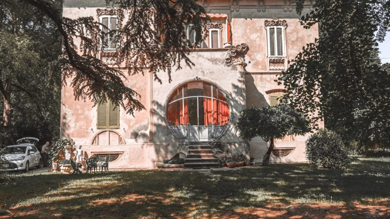 La Ferrara liberty: un itinerario nella Ferrara più elegante