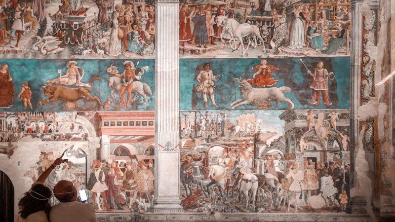 Palazzo Schifanoia: la delizia nel cuore di Ferrara