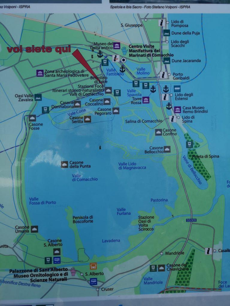 Visitare le Valli di Comacchio cosa vedere tra storia e natura