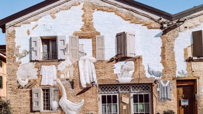 Gallerie a cielo aperto in Emilia Romagna: la mia lista