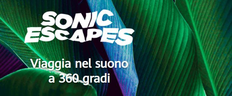 Sonic Escapes: un viaggio nei suoni realizzato da Huawei