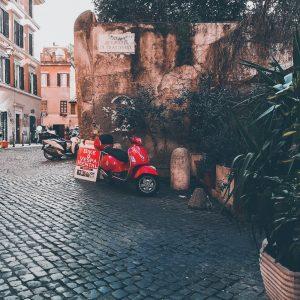 Italy Aesthetic: per le vie di Trastevere