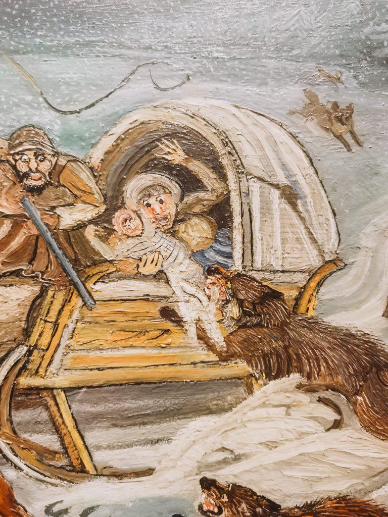 Antonio Ligabue a Palazzo dei Diamanti: le belve a protezione della cultura