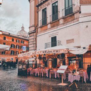 Italy Aesthetic: magia a Roma