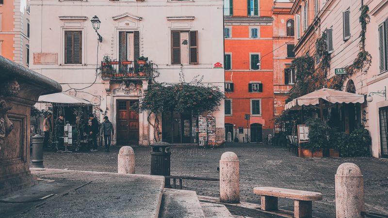 Italy Aesthetic – Rione Monti: la mia seconda casa a Roma