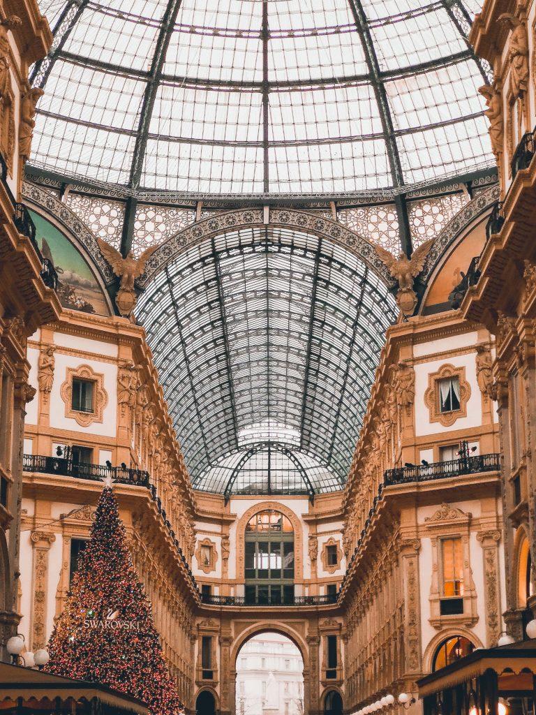Migliori città italiane da visitare a Natale Milano