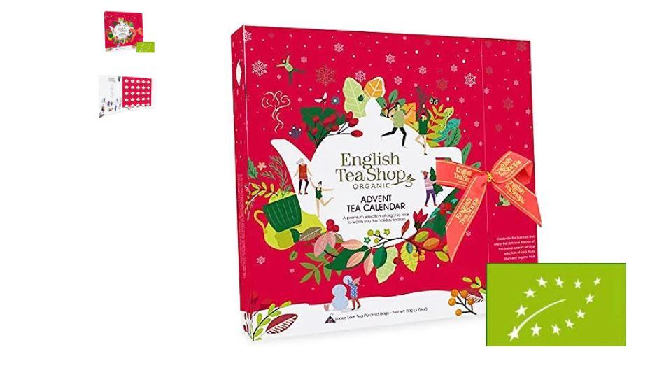 Regali di Natale Made in Ferrara e non solo: calendario avvento you and tea