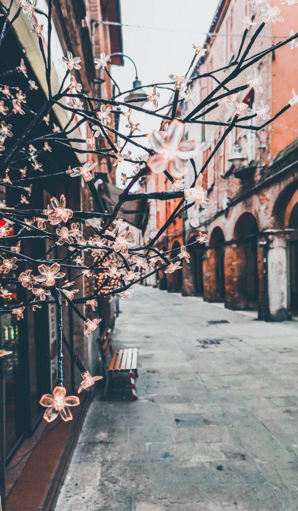 Viaggiare a Natale: decorazioni a Ferrara
