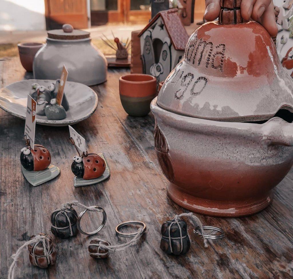 Regali di Natale Made in Ferrara officina ceramica artistica