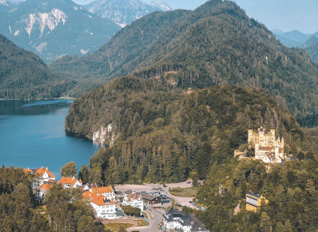 laghi della Baviera: Schwansee e Alpsee