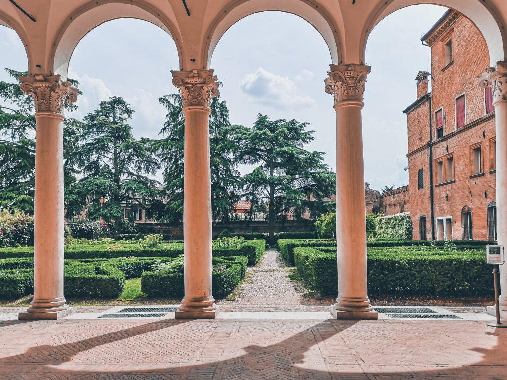 Nei luoghi romantici di Ferrara: cosa fare a Ferrara in coppia