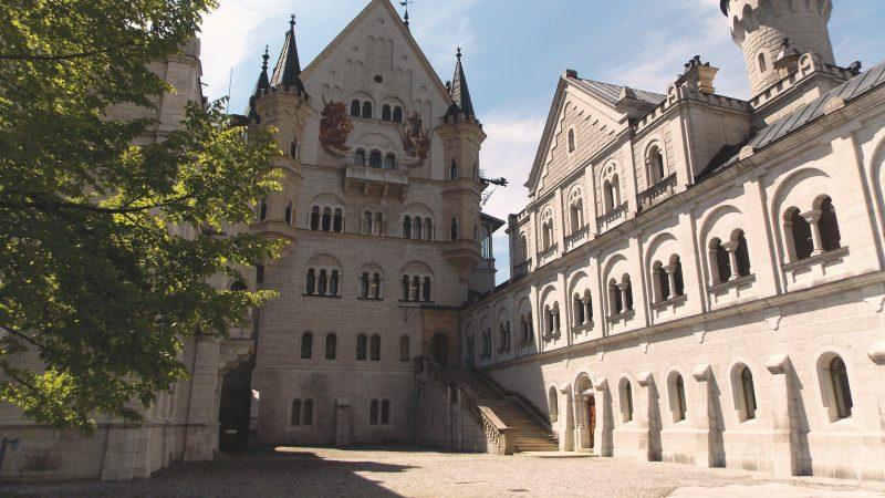 Cosa fare in Baviera in coppia: una giornata romantica tra castelli e affreschi