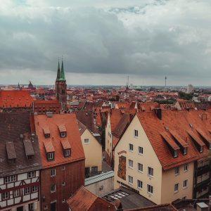 La Norimberga di Attacco dei Giganti: tour insolito per la città