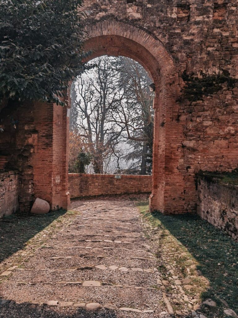 Visitare il Castello di Montegibbio