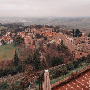 Cosa vedere a Bertinoro: il balcone della Romagna