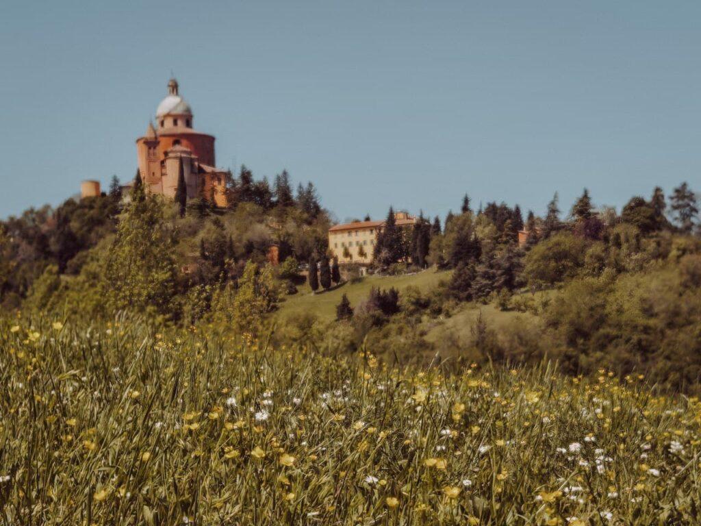 panorama su San Luca