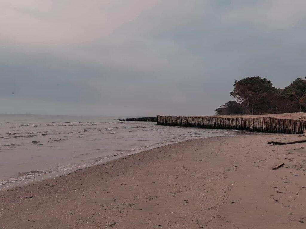 spiaggia lido di volano