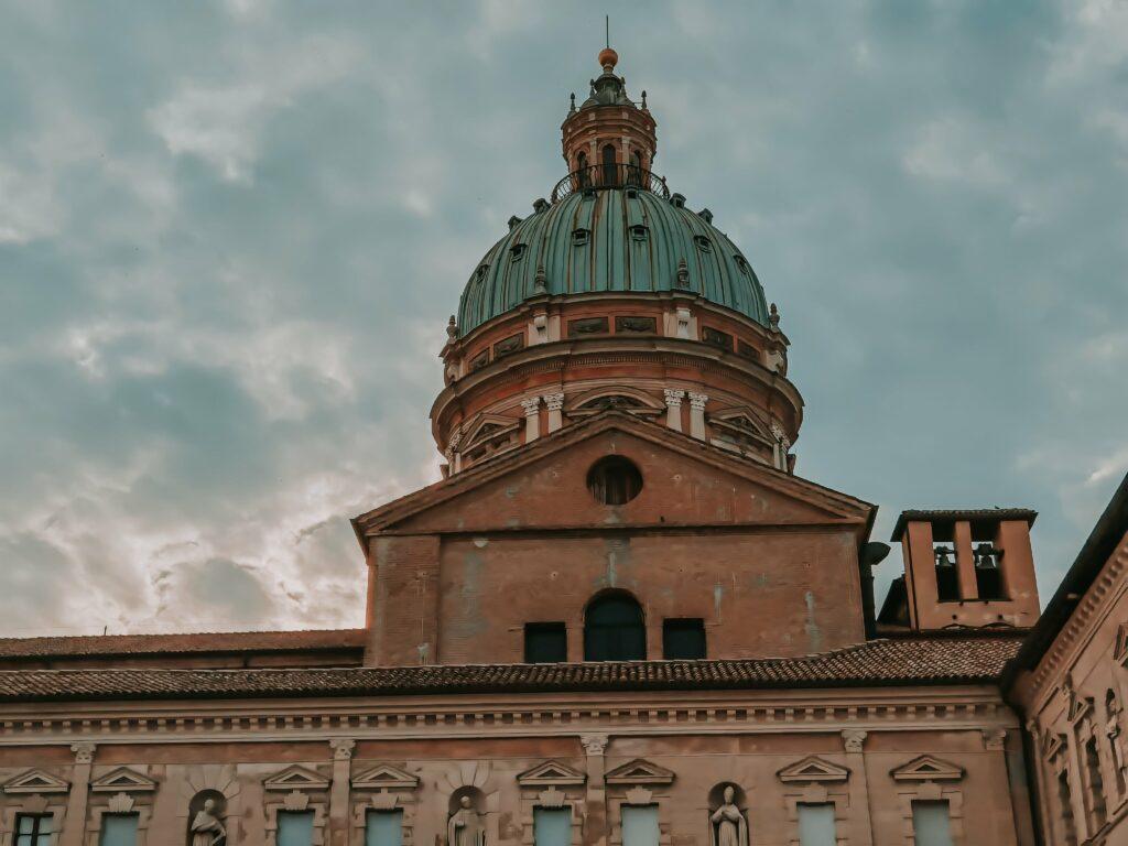 cupola di san pietro a reggio emilia