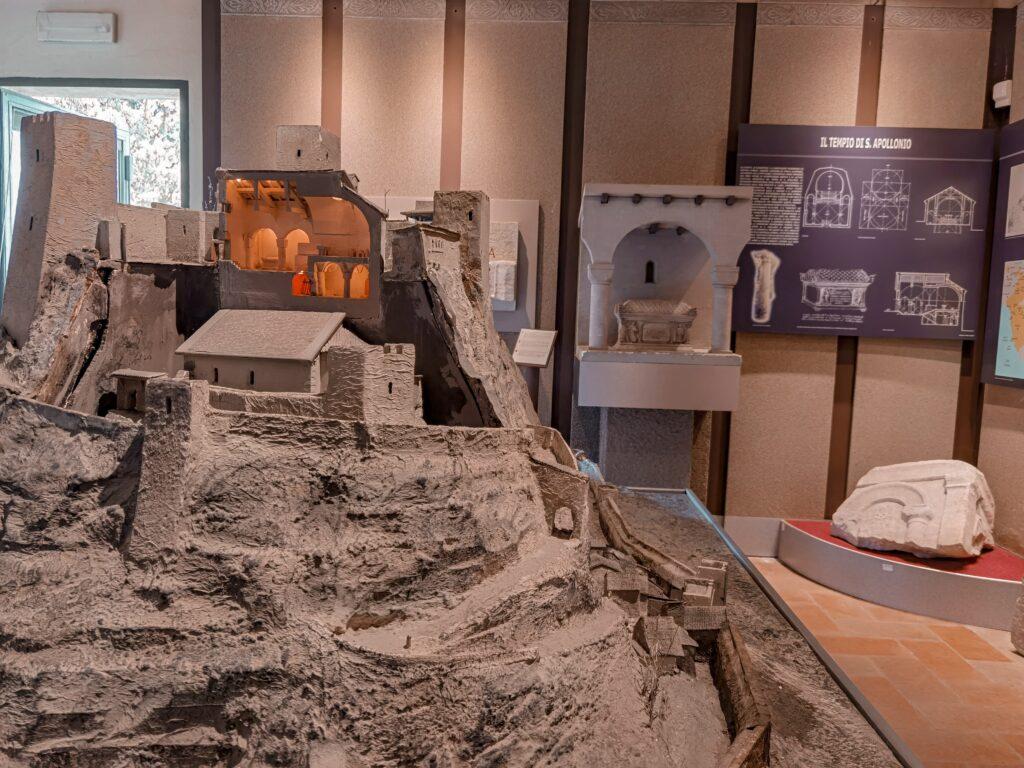 museo del Castello di Canossa