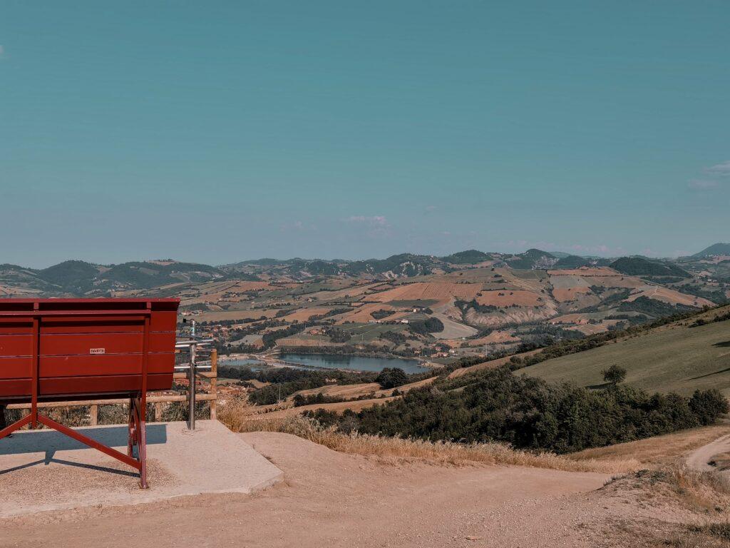panchina gigante di castellarano