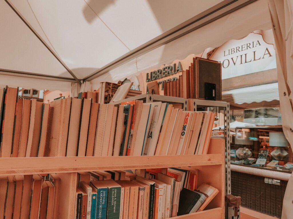 libreria sovilla a cortina