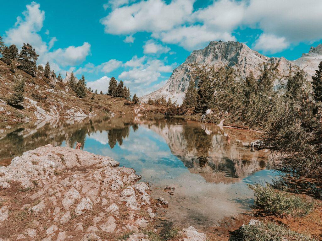 Top 5 laghi montani del Veneto da scoprire! lago di limides
