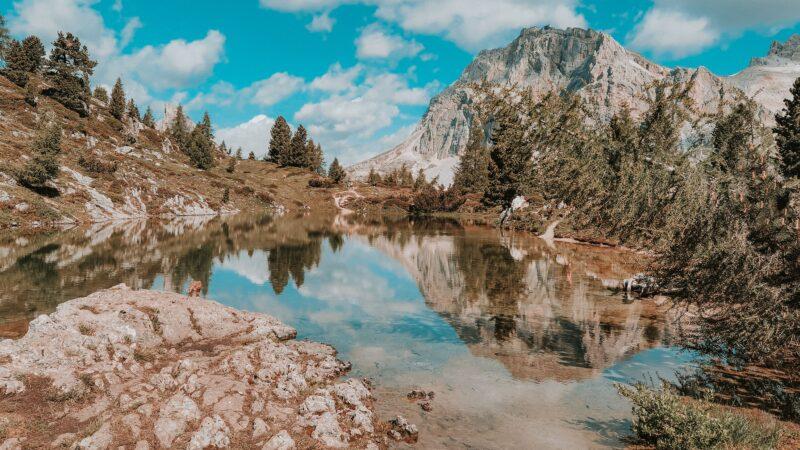 Escursione al Lago di Limides: come raggiungere la perla del Col Gallina